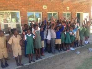 Send 21 orphaned children back to school!