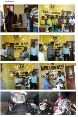 Distribution of the Kits