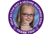 A Seizure-Response Service Dog for Alyvia