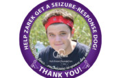 A Seizure-Response Service Dog for Zarek