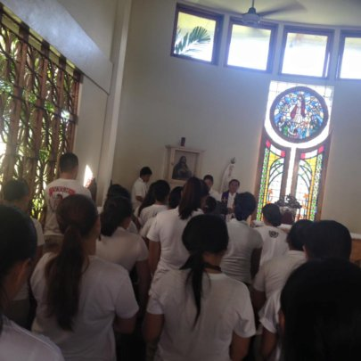 Celebratory Mass for the Nursing Week 2016