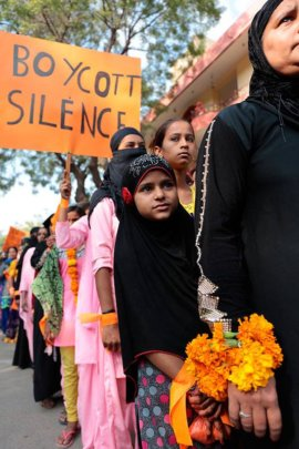 Orange Campaign to End Violence in Women