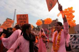 Orange Campaign in Jodhpur