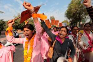 Sambhali Rally to End Violence in Women