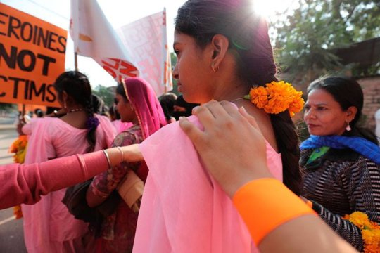 Help victims of Domestic Violence in India
