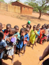 Give these children the chance of a better future