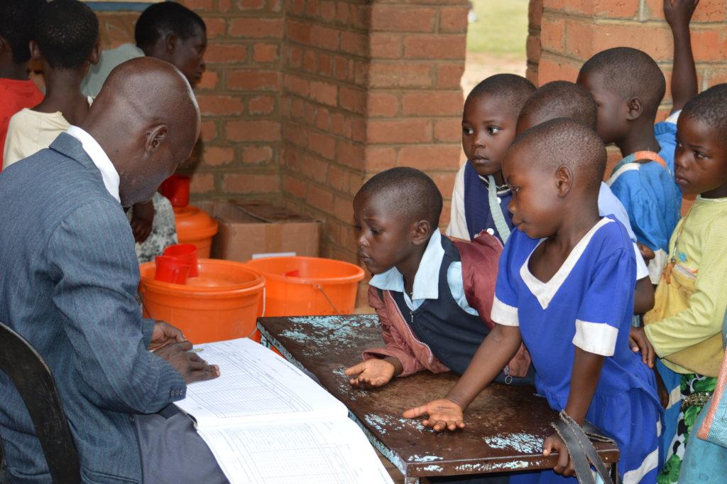 Schistosomiasis Control Initiative (SCI)