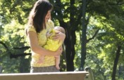 Angie & her baby are homeless after fleeing abuse