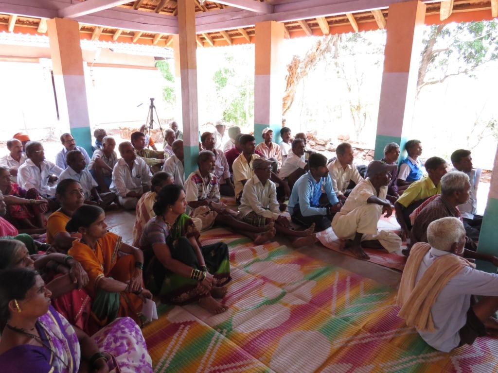 Community awareness generation meeting