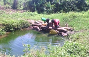Provide safe water to 05 secondary schools