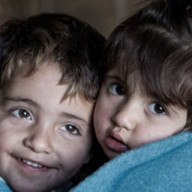 Help Child Refugees in Europe and Turkey