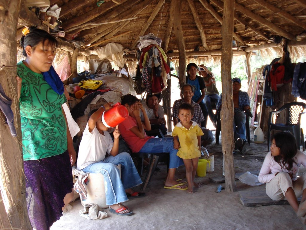 Support indigenous communities of Argentina (Chaco