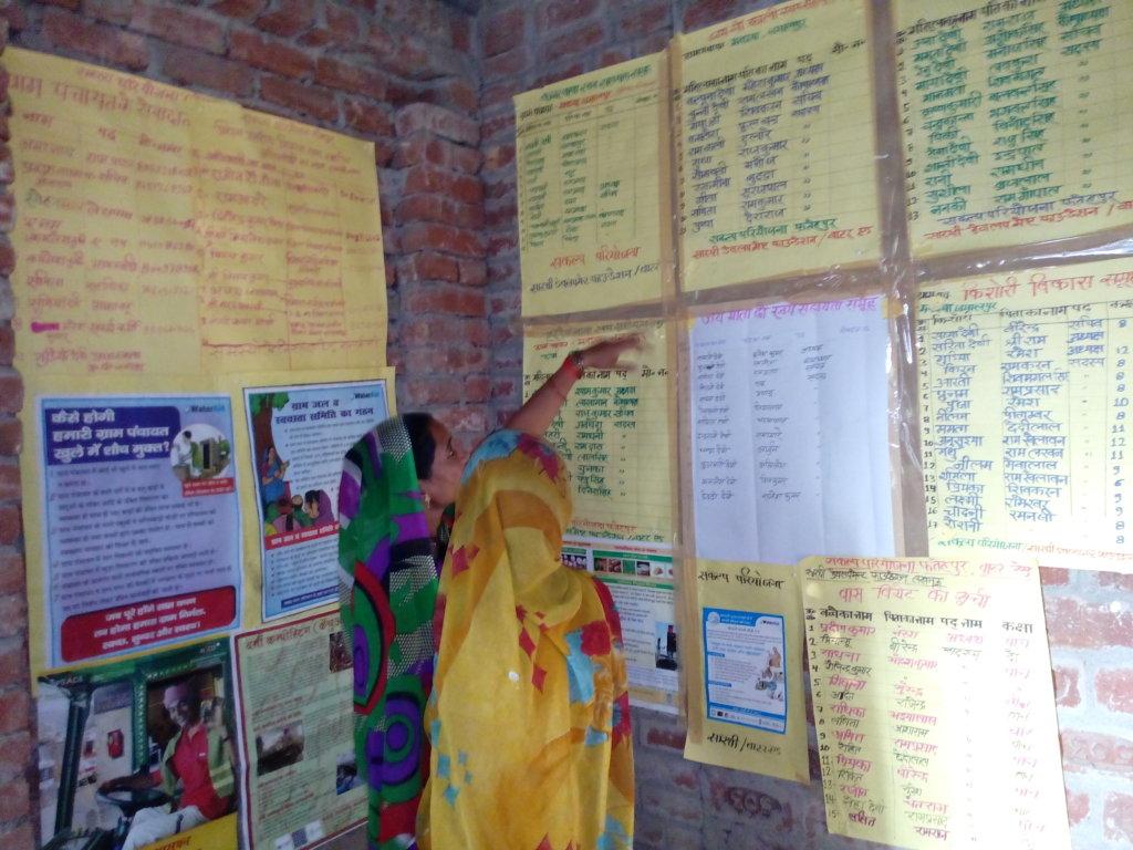 Building women initiatives in Slums of Lucknow
