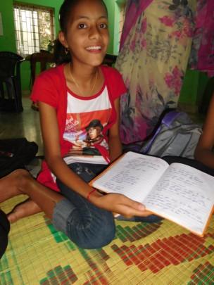 Sharing homework