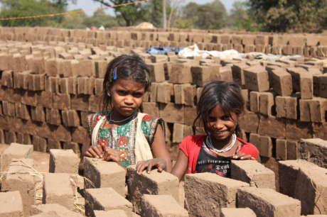 Building a Future for Brick Kiln Children in India