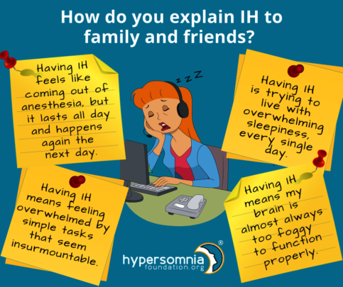 Explaining IH to Family and Friends