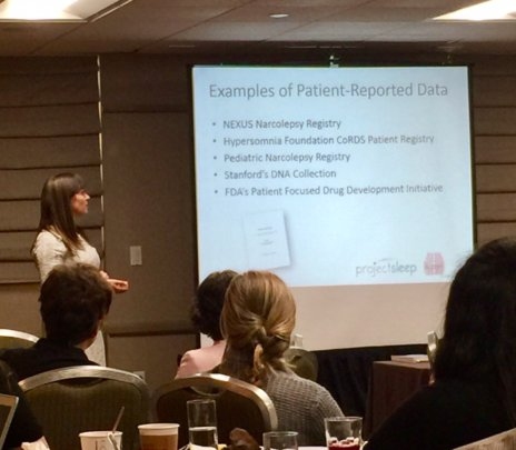 Getting the word out about patient registry