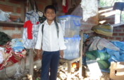 Safe Drinking water for 850 School Kids (Bolivia)