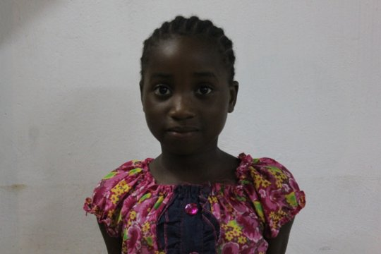 Help Mbong's Dream Come True Scholarship