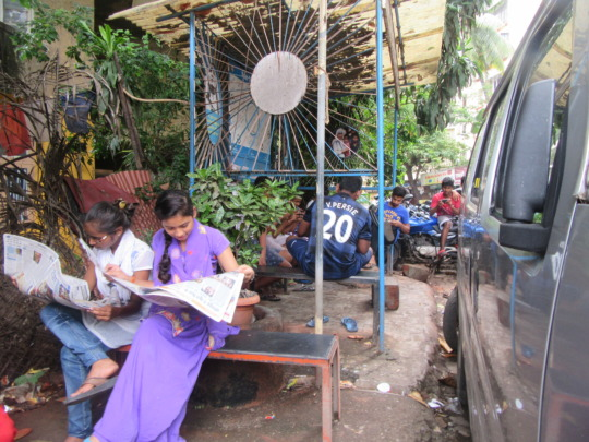 Girls Access Public Reading Rooms