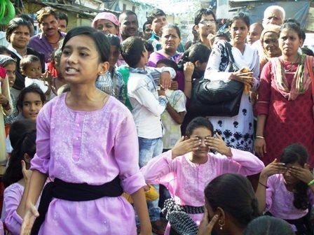 Training Space for  600 Poor Girls in Mumbai