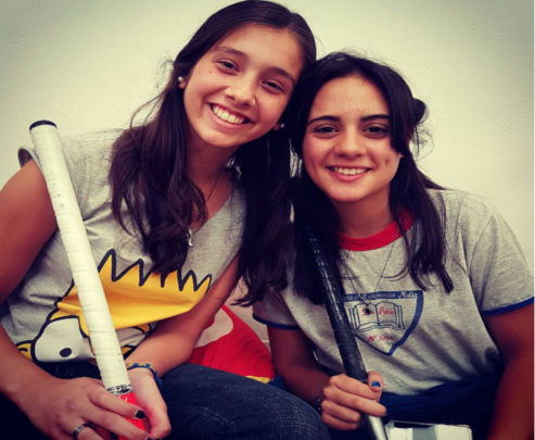 Empower Girls Out of Poverty in Argentina - Hockey