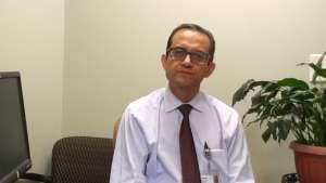 Dr. Neopane recording IMCRA module