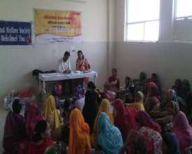 Awareness Session and Community Meeting