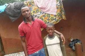 Karim and brother, Sulaiman