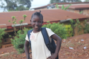 Suad - improved grades at school
