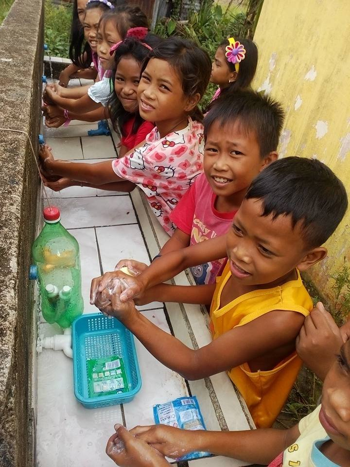 Clean Water & Hygiene for 150 Children in Mindanao