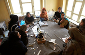 Purchase New Sewing Machines for Afghans