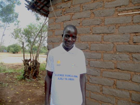 Maombi's uncle Mashebula, in Rwenena