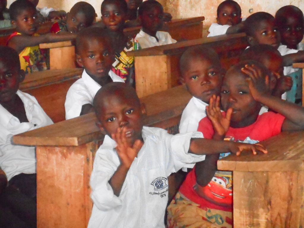Educate 60+ Vulnerable Children in DR Congo