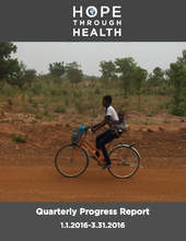 Hope Through Health Q3 Progress Report (PDF)