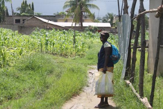 A Hope Through Health Community Health Worker