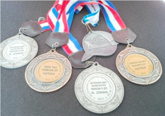 Medals!