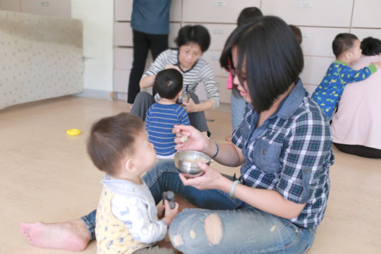Help disadvantaged children and women in Taiwan