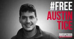 Austin Tice #FreeAustinTice Campaign