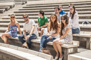 Students at the Technion
