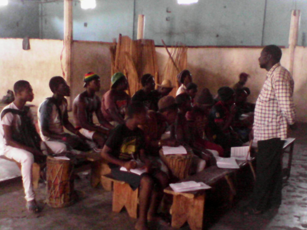 Post-Ebola Guinea: Educate & Empower The Youth