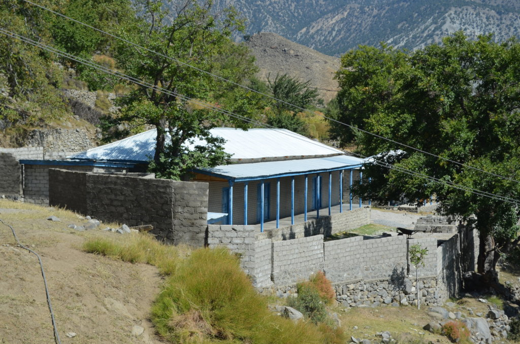 Diamer High School