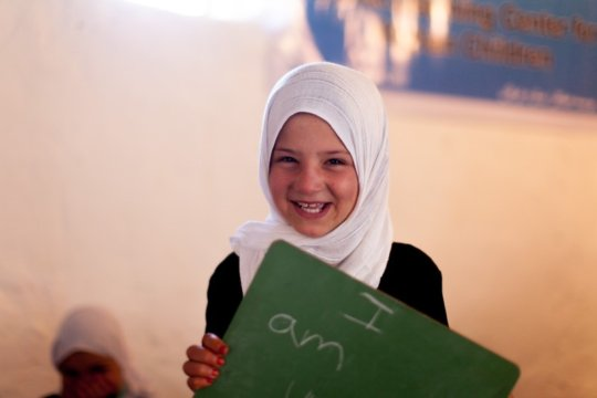 Salima: Quick Learning Center in Kabul