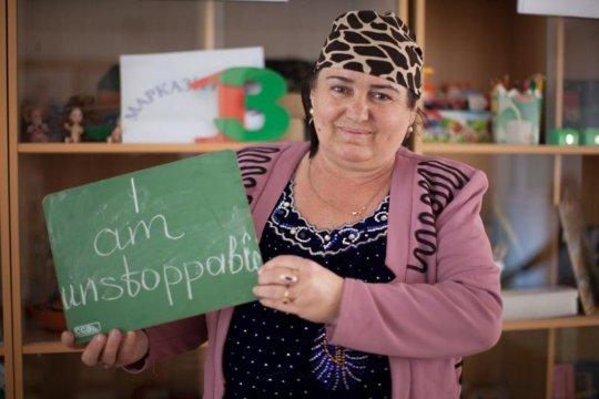 Gulobshoeva: Kindergarten Teacher in Tajikistan