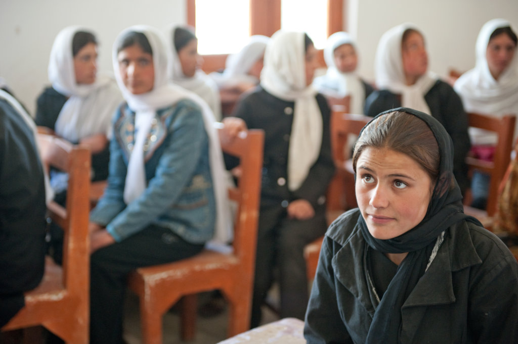 Girls' Education: The Antidote to Terrorism