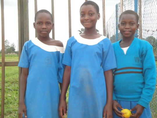 Female Empowerment Project: Uganda Dormitory
