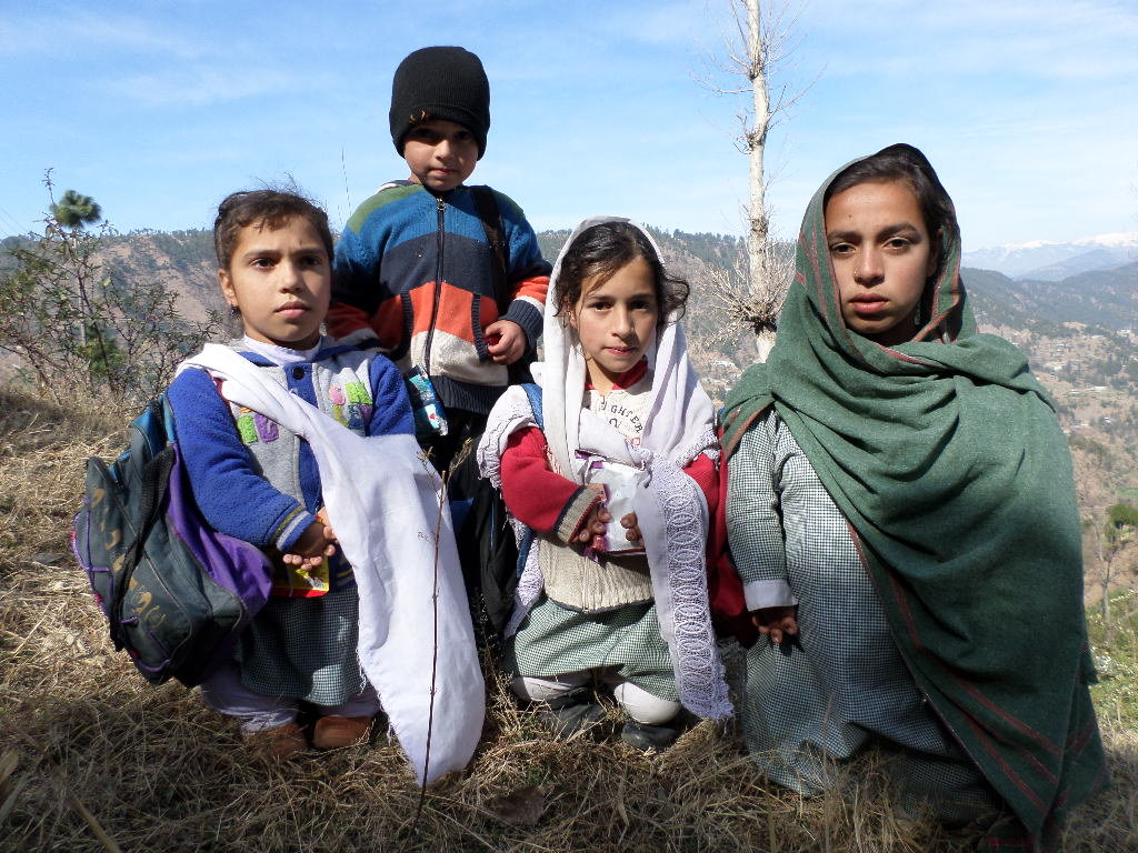 Carbon-free water for the children of Balakot