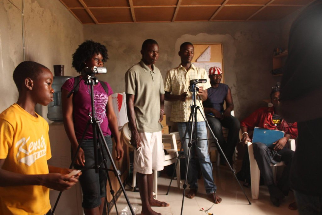 Transforming Liberia Through Film