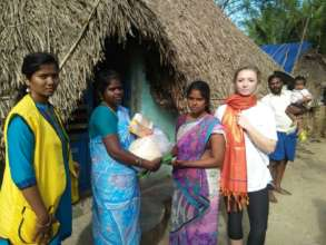 Flood Relief In Southern India