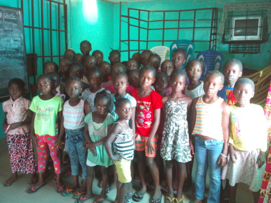 Assist Vulnerable Girls in West Point Liberia